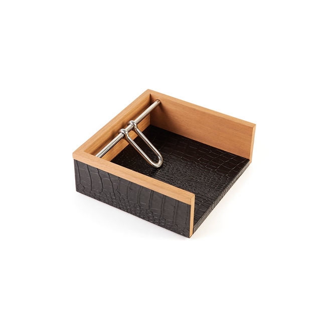 SQUARE NAPKIN HOLDER