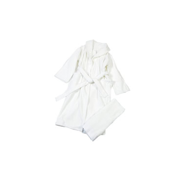 Bergama Bathrobe Small