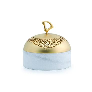 Pierced Dome Box Short