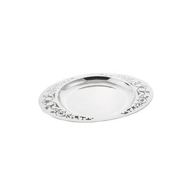 Pierced Oval Tray Small