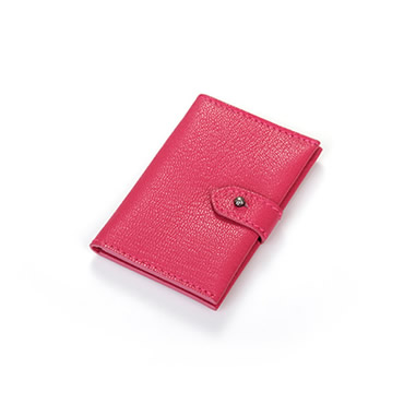 Silver Detailed Card Holder