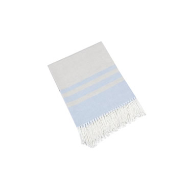 Striped Linen Waist Cloth
