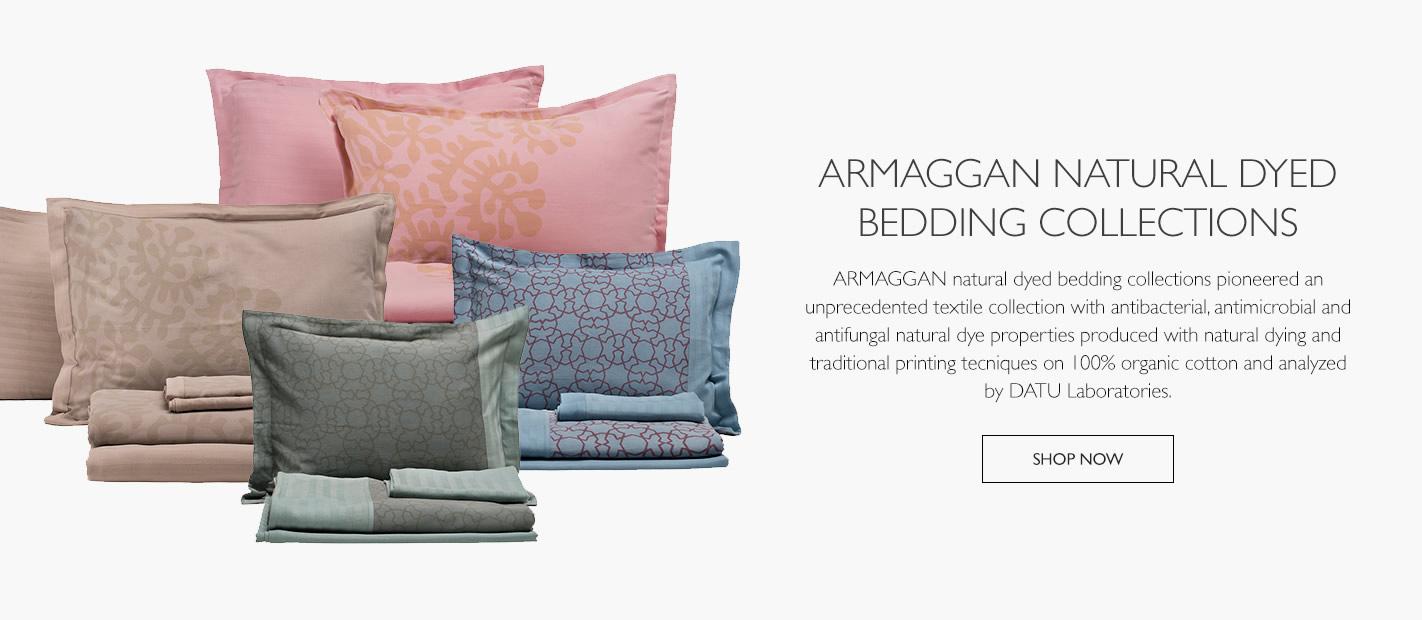 NATURAL DYED BEDDING COLLECTIONS